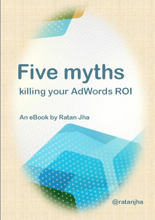 Dispelling AdWords Myths