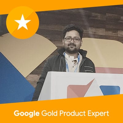 Google Gold Product Expert - Google Ads