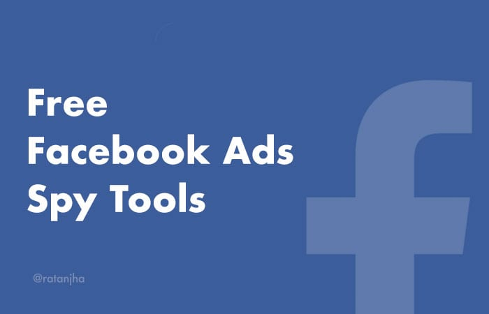 Facebook Ads Spy Tools